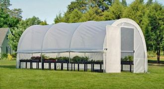 A Guide To Building A Greenhouse
