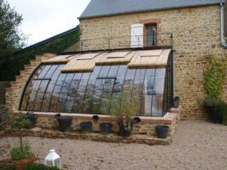Lean To Greenhouse: Build Your Own